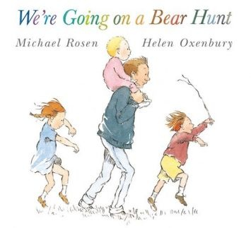 We're Going on a Bear Hunt - recommended by Owl Readers Club