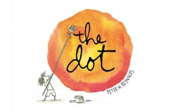 The Dot by Peter H. Reynolds - brought to you by Owl Readers Club