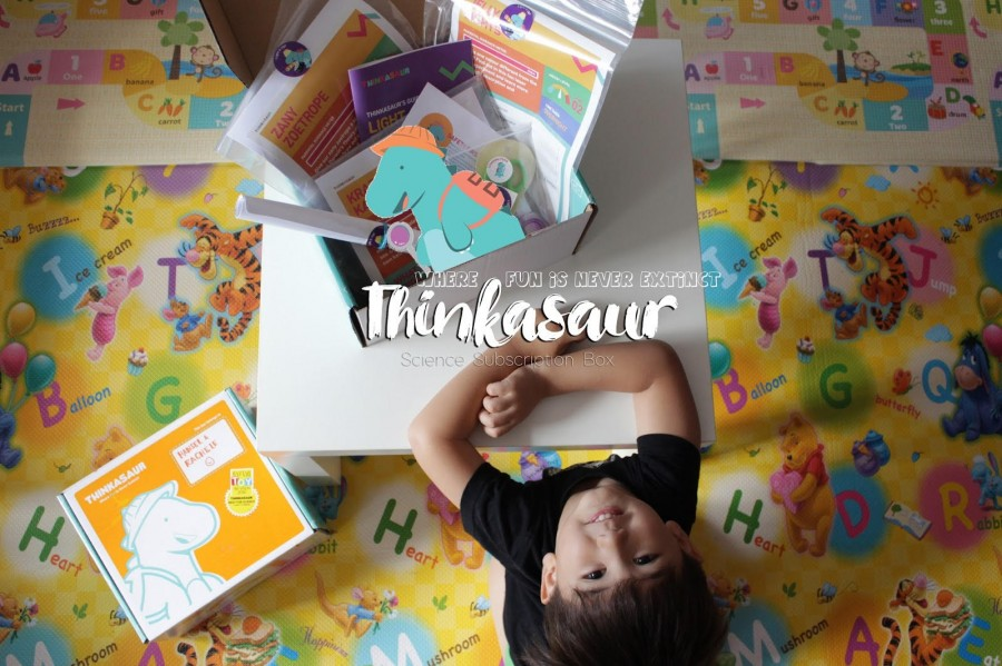 Inspiring Kids to Love Science with Thinkasaur