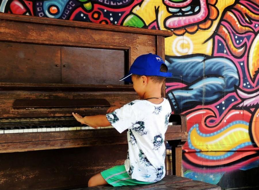Libitum Music and Art Studio: Opening the Door to Music