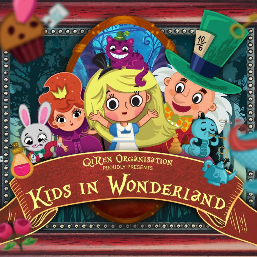 Kids In Wonderland – An Immersive Theatrical Experience for Kids
