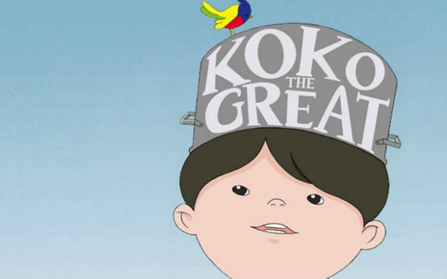Koko the Great by PLAYtime!