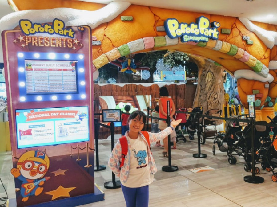 Pororo Park Singapore: Bringing Fun and Learning in the Most Innovative Way