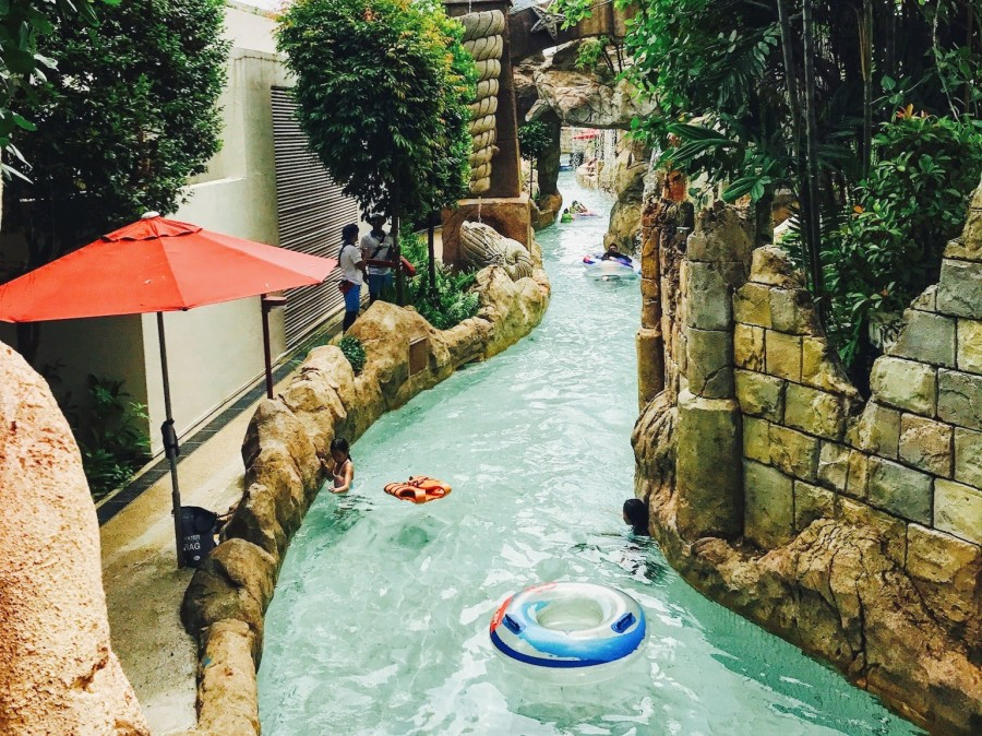 Adventure Cove Waterpark At Sentosa Island A Day Of Splashing Fun Tickikids Singapore