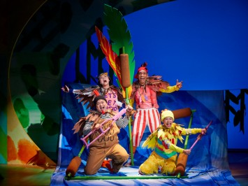 Chicken Little: SRT The Little Company's New Musical Adventure for Children