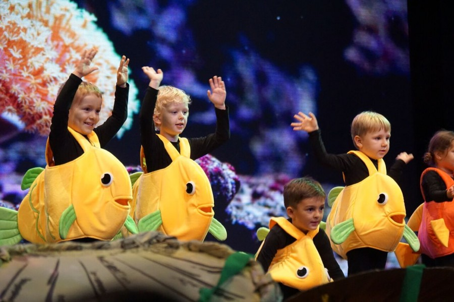 The Rainbow Fish: Annual Concert by White Lodge