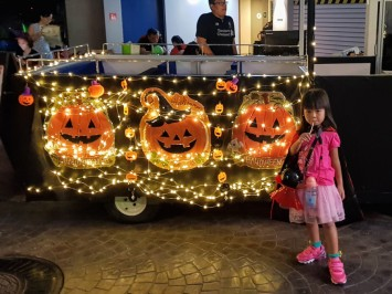 Halloween Family Night Out @KidZania Singapore