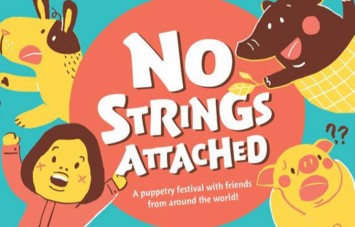 No Strings Attached: Puppetry Festival by Paper Monkey Theatre