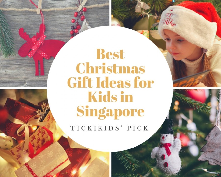 Best Christmas Gift Ideas for Kids in Singapore | Tickikids Singapore