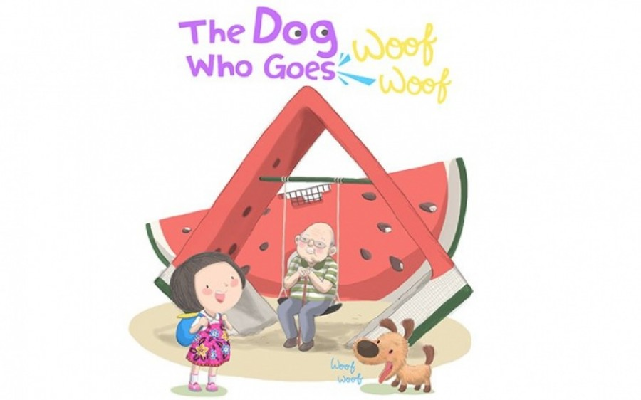 The Dog Who Goes Woof Woof: TickiKids' Review