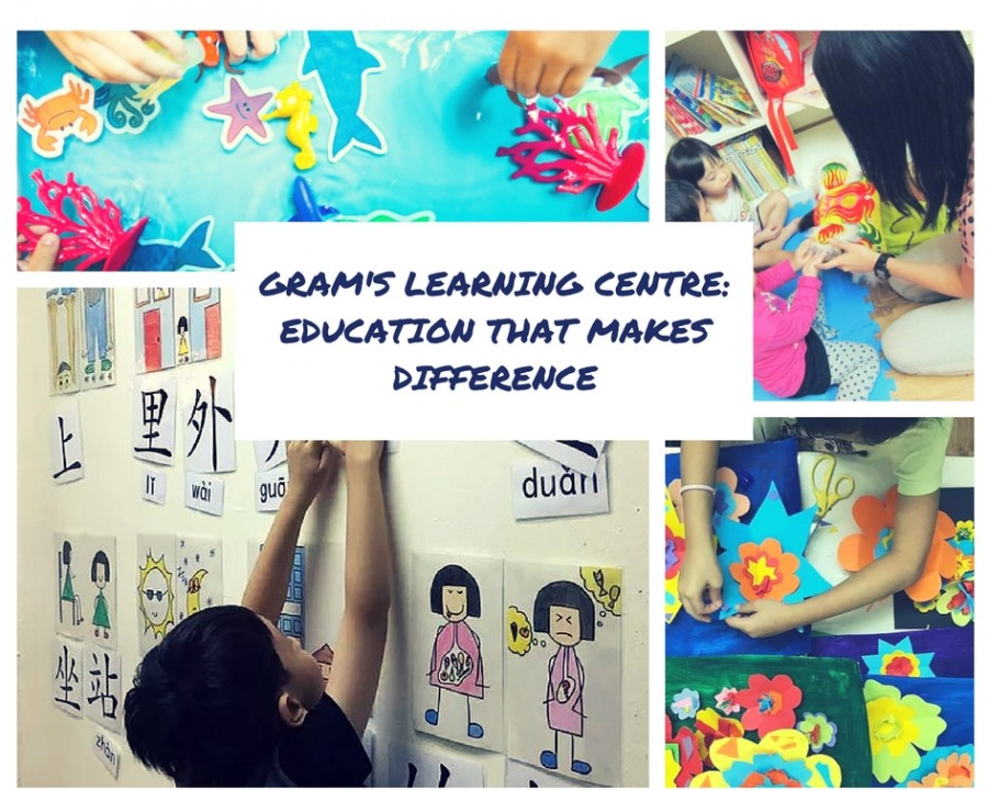 GRAM'S Learning Centre: Education that Makes Difference
