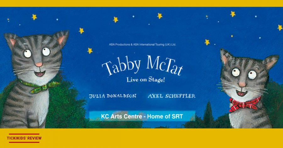 Tabby McTat: TickiKids' review