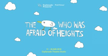 The Bird Who Was Afraid of Heights review