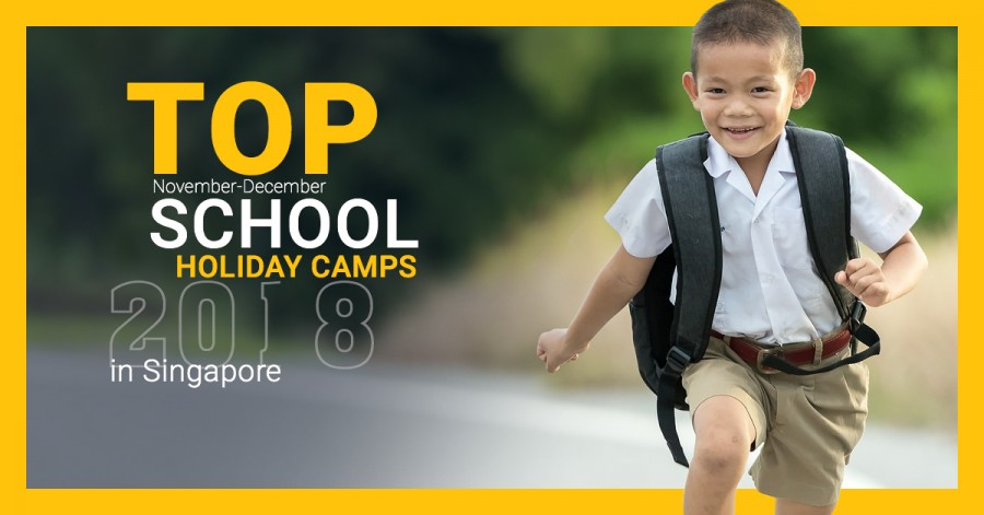 Top November-December School Holiday Camps 2018 in Singapore