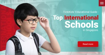 TickiKids' Educational Guide: Top International Schools in Singapore