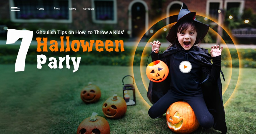 7 Ghoulish Tips on How to Throw a Kids' Halloween Party