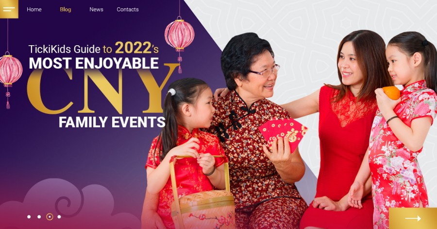TickiKids Guide to 2020's Most Enjoyable CNY Family Events