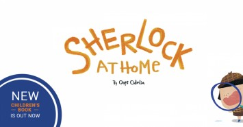 Sherlock at Home by Oops Odelia is Out Now