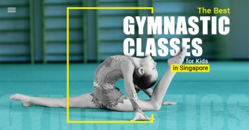 The Best Gymnastic Classes for Kids in Singapore