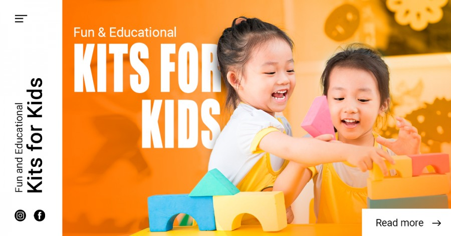 Fun & Educational Kits for Kids