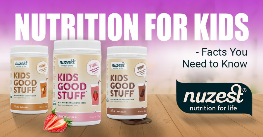 Nutrition for Kids: Facts You Need to Know