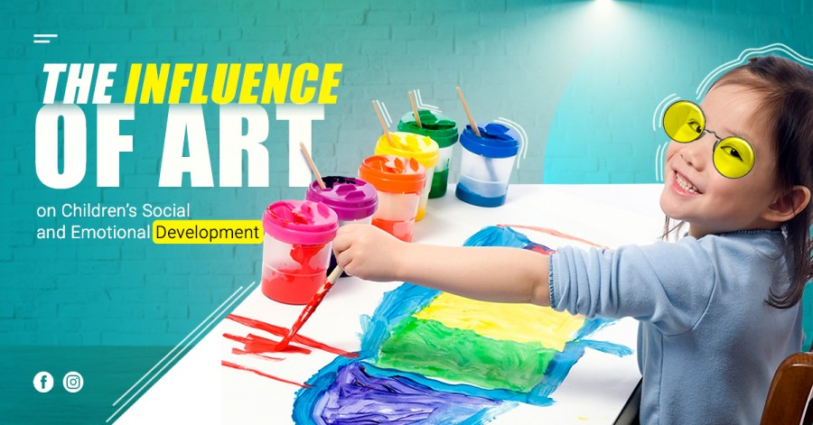 The Influence of Art on Children's Social and Emotional Development