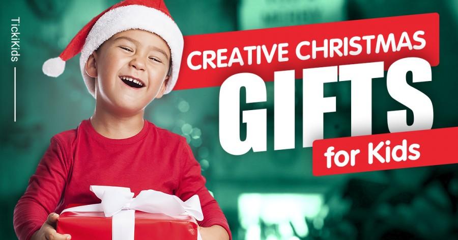 Creative Christmas Gifts for Kids