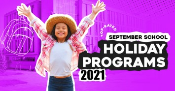 September School Holiday Programs in Singapore 2021
