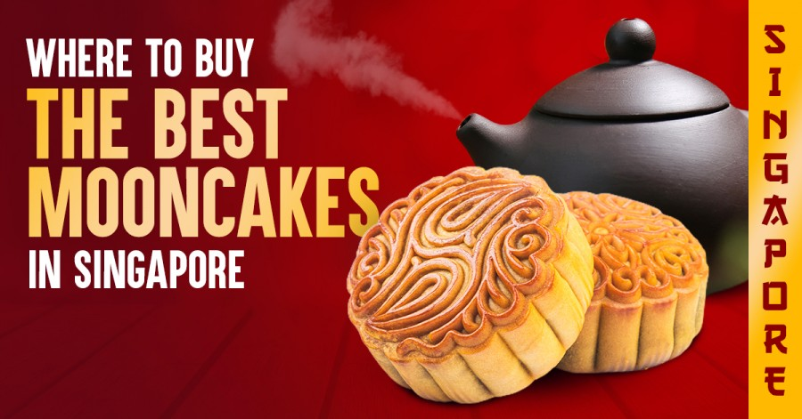 Where to Buy the Best Mooncakes in Singapore