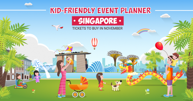 Kid-friendly event planner: tickets to buy in November