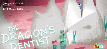 The Dragon's Dentist review – the charming chance to overcome children's dental fears