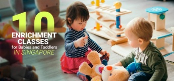 10 Enrichment Classes for Babies and Toddlers in Singapore