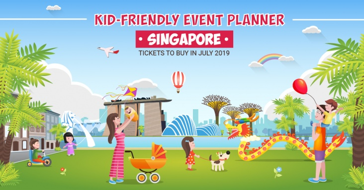 Kid-friendly event planner: tickets to buy in July 2019