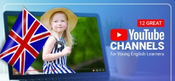 12 Great YouTube Channels for Young English Learners