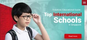 TickiKids' Educational Guide: Top International Schools in Singapore