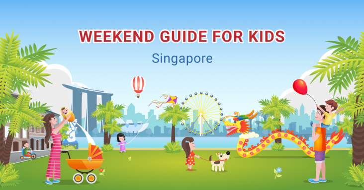 Weekend Guide for Kids in Singapore