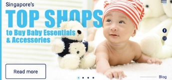 Singapore's Top Shops to Buy Baby Essentials & Accessories