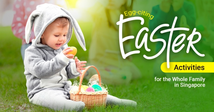 Make the most of Easter this year!