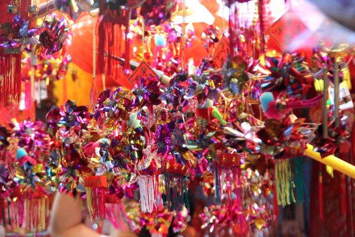 Chinese New Year Bazaar @Great World City   Tickikids ...