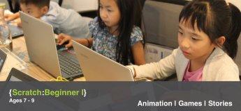 Scratch Beginner: Course for Kids (7 – 9)
