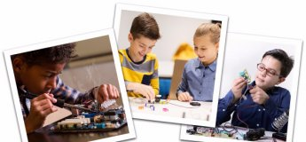 Electronics Holiday Camp