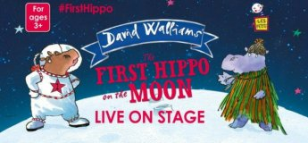 David Walliams Present: The First Hippo on the Moon