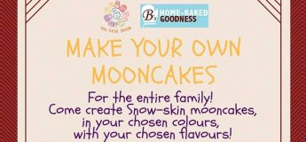 Make Your Own Mooncakes