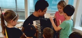 From Classics to Jazz with Accordions
