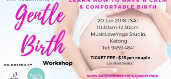 Gentle Birth Workshop