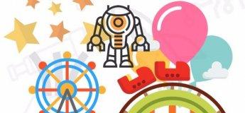 Tech Junior Theme Park Mania