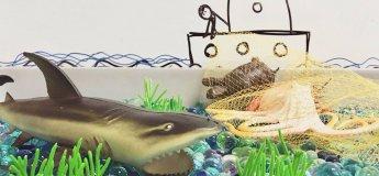 Smiley Shark Workshop (ages 3 - 6)