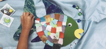 The Rainbow Fish Workshop (ages 3 - 6)