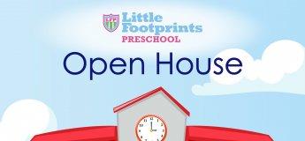 Little Footprints Preschool Open House @ Sengkang