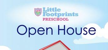 Little Footprints Preschool Open House @ Tung Po